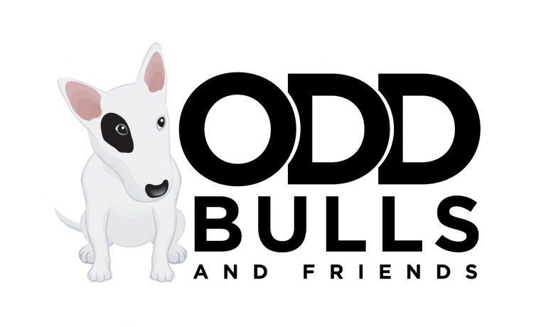 Odd Bulls and Friends Logo
