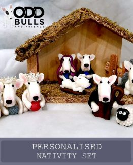 Personalised Nativity Set
