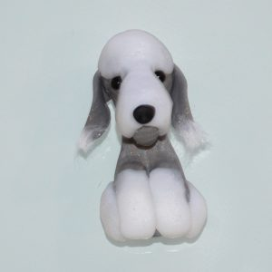 Bedlington Terrier – Fridge Magnet