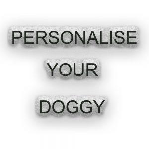 Personalised Dog Fridge Magnet