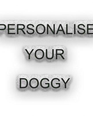 PersonaliseYourDoggy