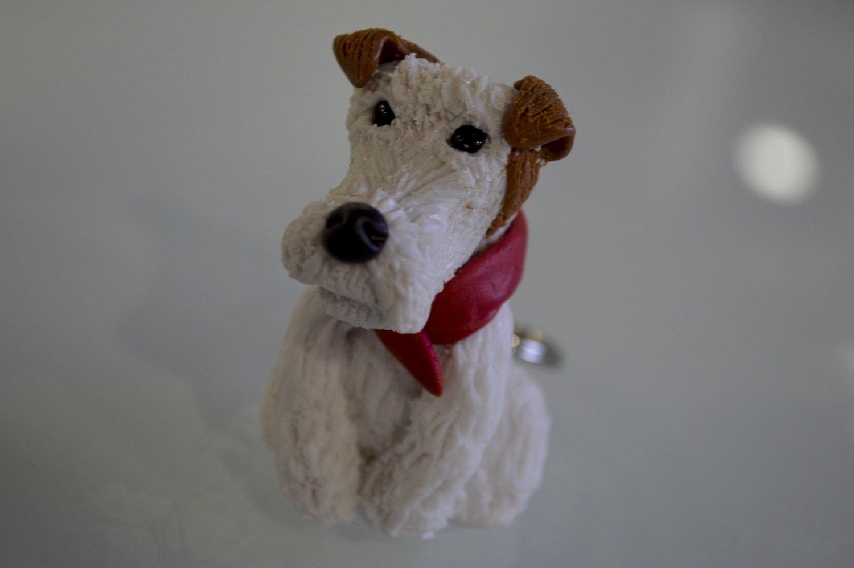 Wire Fox Terrier Personalised Figure Odd Bulls Amp Friends