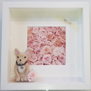 Personalised Mothers Day Deep Box Frame