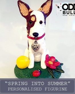 Spring Into Summer – Personalised Figurine