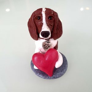 "Valentines Day Gift – ""You Have My Heart"" Personalised Figurine"
