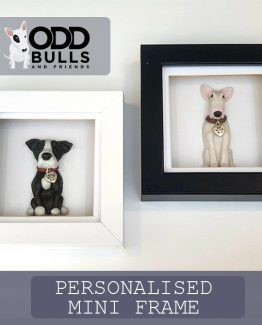 Personalised Mini Memory Frame