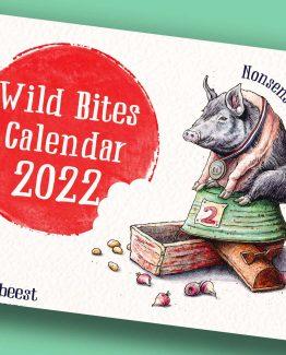 Wild Bites Calendar 2022