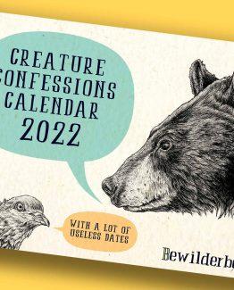 Creature Confessions Calendar 2022
