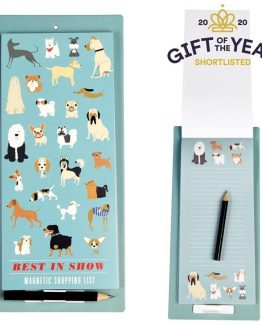 Magnetic Dog Shopping List – Best In Show